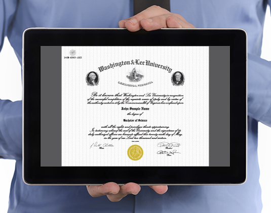 cecredential    washington and lee university